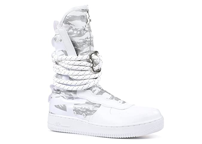 SF AF1 HI PRM 'Winter Camo' AA1130 100: Amazon.es: Zapatos